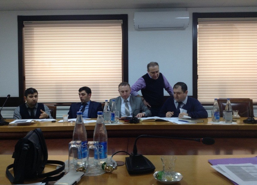Workshop on transfer pricing audit process  for specific sectors